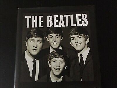 THE BEATLES HARD COVER BOOK RARITY.. The Whole Book Is Assembled Upside Down.