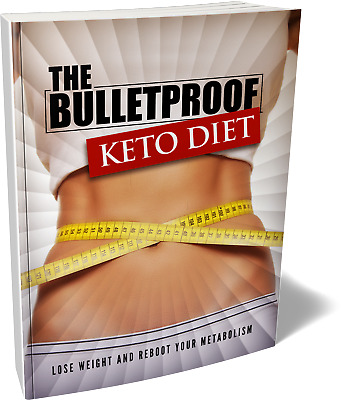 The Bulletproof Keto Diet Digital Book which will be emailed to you