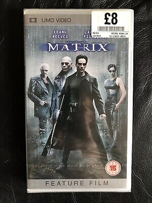 Matrix UMD Video New & Sealed.