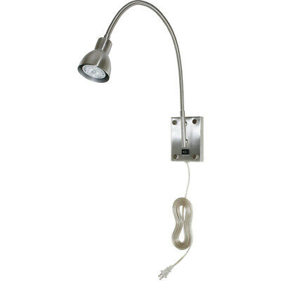 CAL Lighting & Accessories BO-119-BS Signature Wall Sconce Brushed Steel