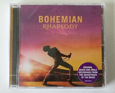 BOHEMIAN RHAPSODY (Queen) Motion Picture Movie Soundtrack Full 22 Track CD Album
