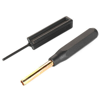 For Glock Front Sight Screw Removal Tool + Armorers Disassembly Takendown Punch