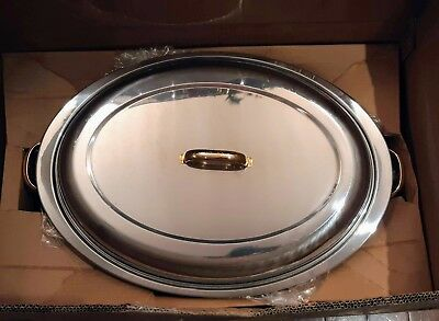 The Sunnex Regal Range Grand Chafing Set Oval New