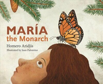 Maria the Monarch by Homero Aridjis 9781942134336 | Brand New | Free US Shipping