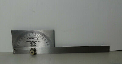 Vintage General Protractor No. 17 Hardware Mfg. Co. Inc. New York USA