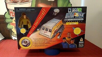 Classic Star Trek Galileo Shuttlecraft, 30th Anniversary Series **New in box**