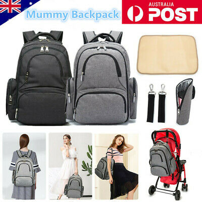 Mom Encircle Nappy Baby Mummy bag Waterproof Package New LUXURY Travel Fashion