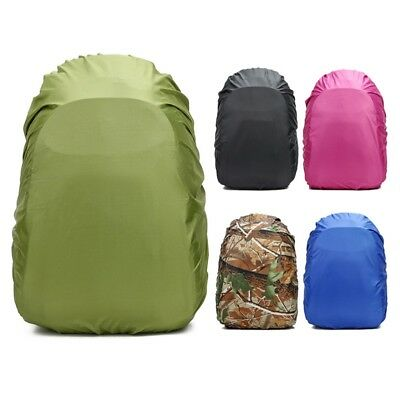 Various Size Waterproof Backpack cover Bag Camping Outdoor Rucksack High Quality