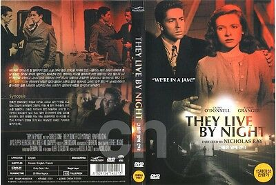 They Live By Night (1949) - Cathy O'Donnell, Farley Granger  DVD NEW