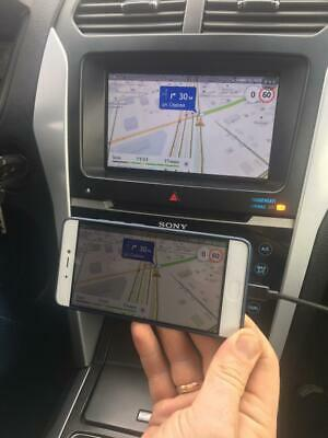 Ford & Lincoln MyTouch Sync 2 MirrorLink Android