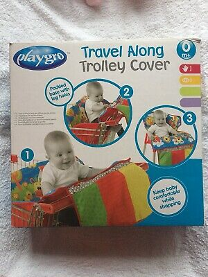 Playgro Baby Toys Trolley Cover / Highchair Cover