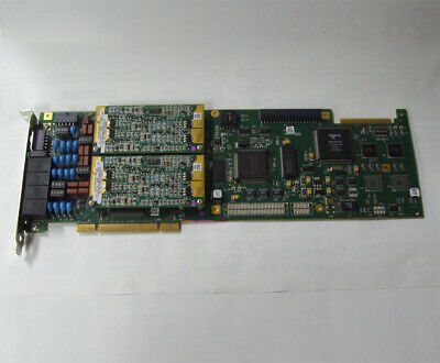 Dialogic Natural MicroSystems NMS AG2000 5593 5491 8-Port Voice Board