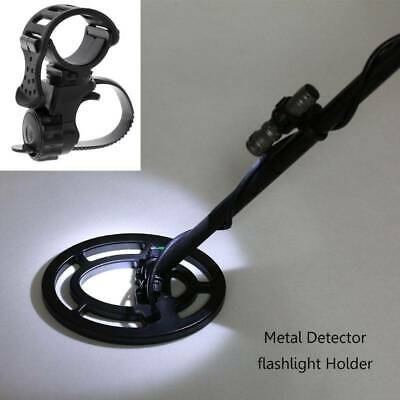 Metal Detector Flashlight Pointer Holder Pin Holder for All Underground Detector
