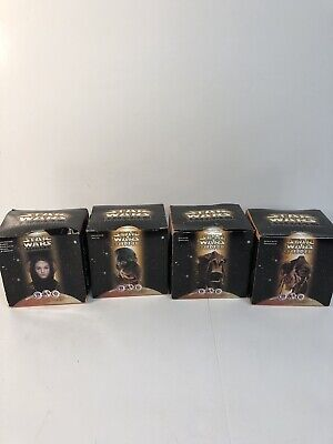 1999 Star Wars Episode 1 — Lot of 4 Toys! — Taco Bell / KFC / Pizza Hut - NEW!!