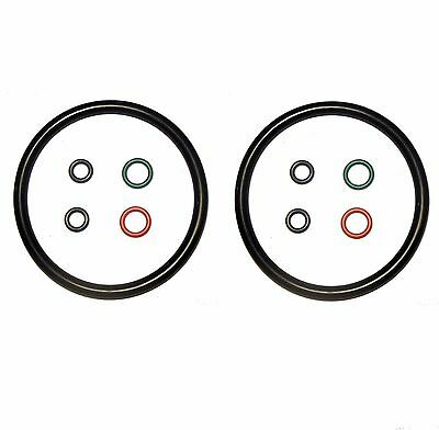 2 pk Cornelius Corny Keg O-Ring Rebuild Kit Set Seal Gasket Beer Soda BALL LOCK