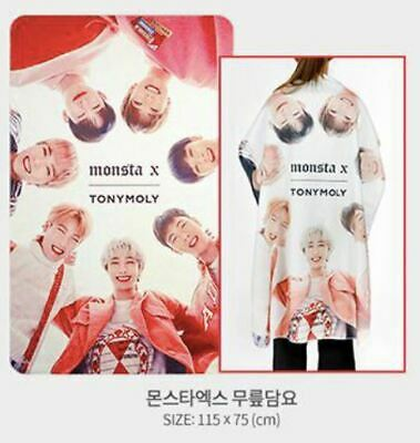 [TONYMOLY] MONSTA X Collaboration Knee Blanket