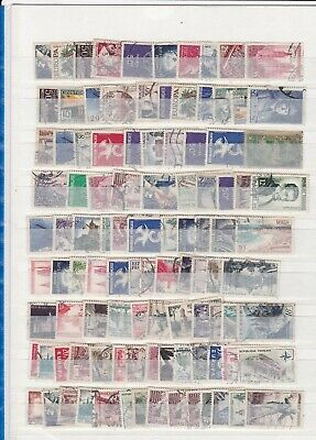 FRANCE - LOT DE 75 TIMBRES OBLITERES - Cote??