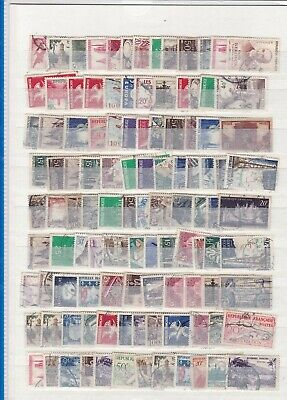 FRANCE - LOT DE 90 TIMBRES OBLITERES - Cote??