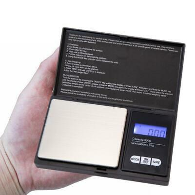 200/500g Precision Digital Scales For Gold Jewelry Weight Electronic Scale