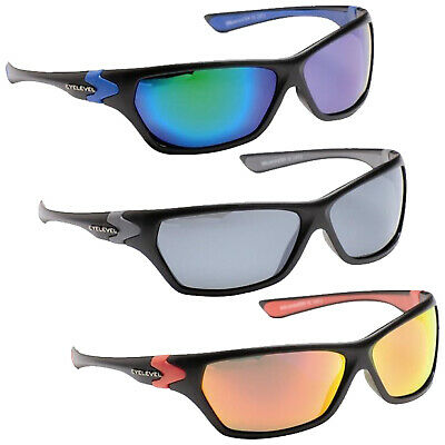 Eyelevel Mens Genoa Polarized Sunglasses UV400 UVA UVB Anti Glare Lens