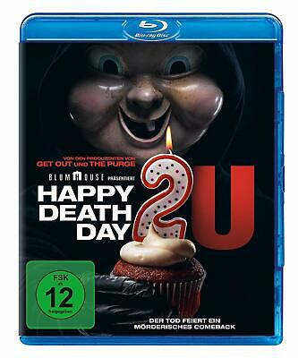 Blu-ray * HAPPY DEATHDAY 2U - JESSICA ROTHE # NEU OVP +