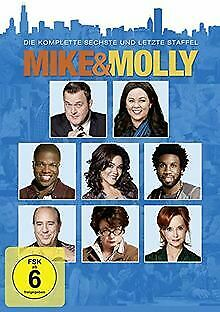 Mike & Molly - Staffel 6 [2 DVDs] | DVD | Zustand sehr gut