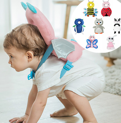 Baby Toddler Cute Learn Walk Head Back Protector Safe Pad Fall prevention US