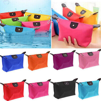 Travel Cosmetic bag Small Cosmetic Case Makeup bag Toiletry Organizer