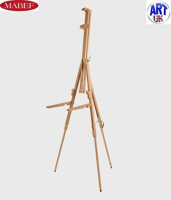 Mabef Professional Artist Beech Wood Sketch Easel Basic With Arms - M/27