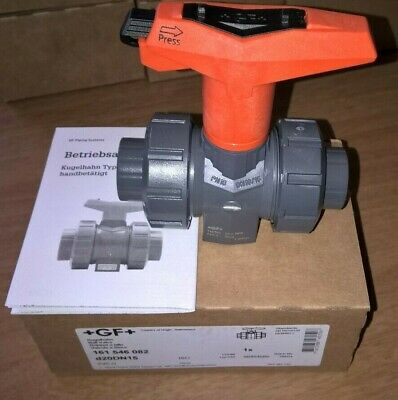 1 GEORG FISCHER 161 546 082 d20DN15 Industrial Ball Valve