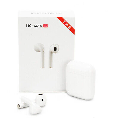 i10 Max TWS Bluetooth 5.0 Wireless In-Ear AirPods (UK Stock)