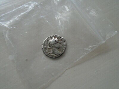 Unidentified  Ancient Artifact   Roman Silver  Coin