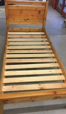 Single Bed 3ft Single Bed Wooden Frame