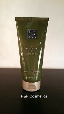 Rituals The Ritual of DAO Silence 3 in 1 hand scrub 6.7 Fl OZ/200ml