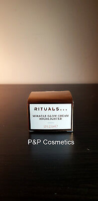 Rituals Miracle Glow Cream Highlighter 0.2 FL OZ/ 8ml Limited Edition