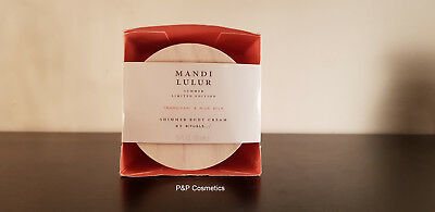 Rituals Mandi Lurur Body Cream!Limited Edition Summer 2015!Next object free ship
