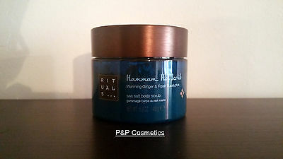 Rituals The Ritual Hammam Hot Scrub 450 G 15.9 OZ !Next Object Free Shipping!
