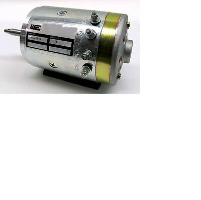 2049316 Traction Motor For Hyster W40Z / W45Z