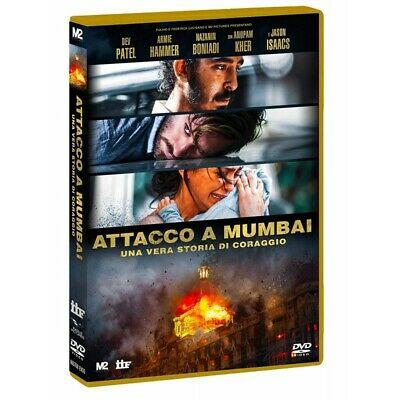 Preorder 28 August 2019 - Attacco a Mumbai by the Real History of Coraggio - DVD