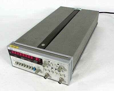 HP / Agilent 5316A Universal Counter HP-IB Interphase w/ Options 001
