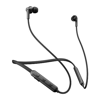 MEE audio N1 Bluetooth Wireless Neckband In-Ear Headphones with Built-In Headset