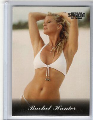 2012 Sports Illustrated swimsuit card Decade Special #50 RACHEL HUNTER