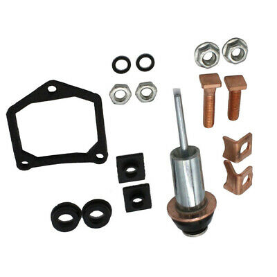 Starter Solenoid Repair Rebuild Kit Contact Plunger Denso For Honda Acura