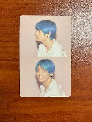 V TAEHYUNG Official Photocard BTS Map Of The Soul Persona VERSION 01 US SELLER