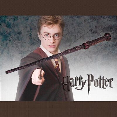 Harry James Potter 14'' Magical Wand Replica Cosplay Toys Kids Gift NEW IN BOX
