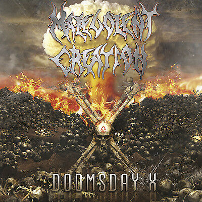 MALEVOLENT CREATION - Doomsday X - CD - 200557