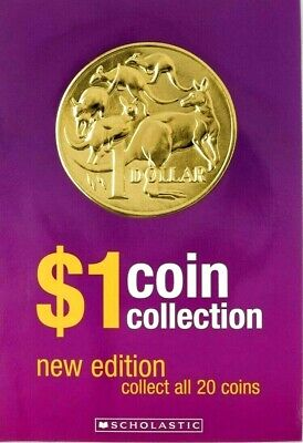 2019 RAM Commemorative $1 Coin Collection folder + 1 Uncirculated $1