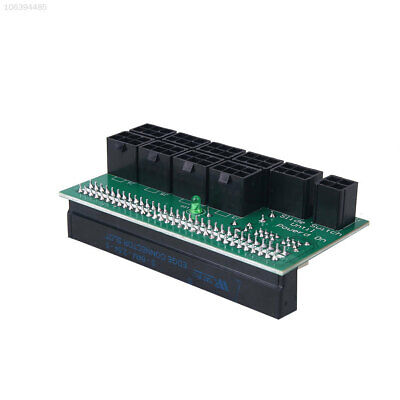 64CF DPS-1200FB Power Supply Module Switch Board Adapter For Ethereum Mining
