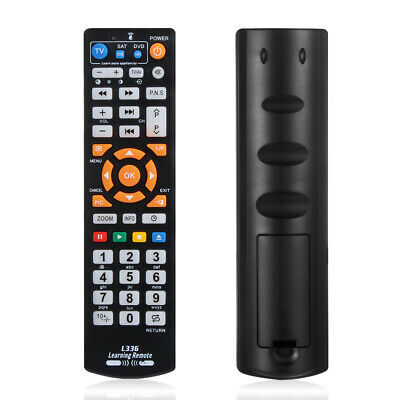 Smart Remote Control Controller With Learning Function IR For TV CBL DVD SAT