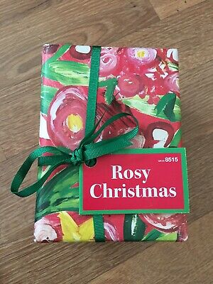 LUSH Brand New Unopened Rosy Christmas Gift Set, Shower Gel Body Conditioner
